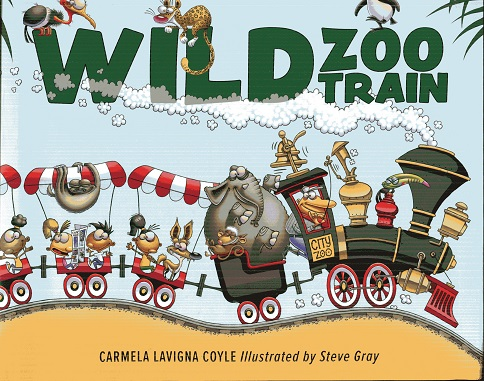 Image for Wild Zoo Train