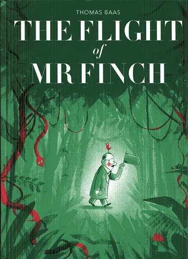 Image for The Flight of Mr. Finch