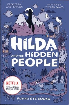 Image for Hilda and the Hidden People (Hildafolk)