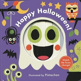 Image for Happy Halloween! (A Changing Faces Book)