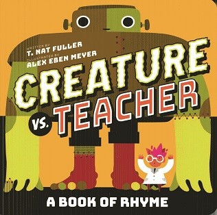 Image for Creature vs. Teacher
