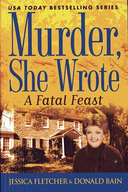 Image for A Fatal Feast (Murder She Wrote)