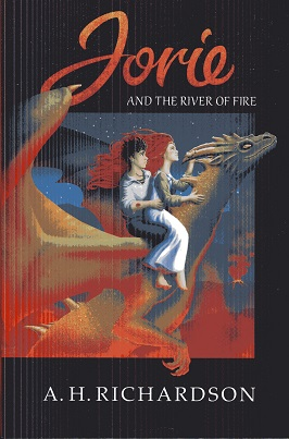 Image for Jorie and the River of Fire