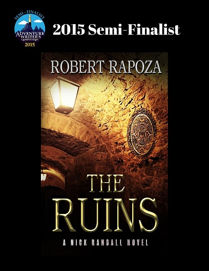 Image for The Ruins (A Nick Randall Novel) (Volume 1)