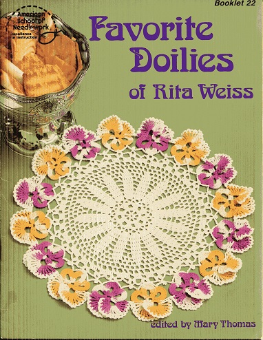 Image for Favorite Doilies of Rita Weiss