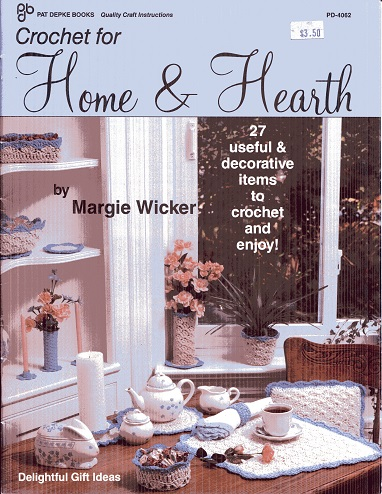 Image for Crochet for Home and Hearth PD-4062