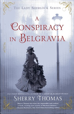 Image for A Conspiracy in Belgravia (The Lady Sherlock Series)