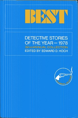 Image for Best Detective Stories of the Year, 1978