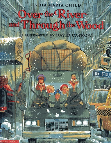 Image for Over the River and Through the Wood