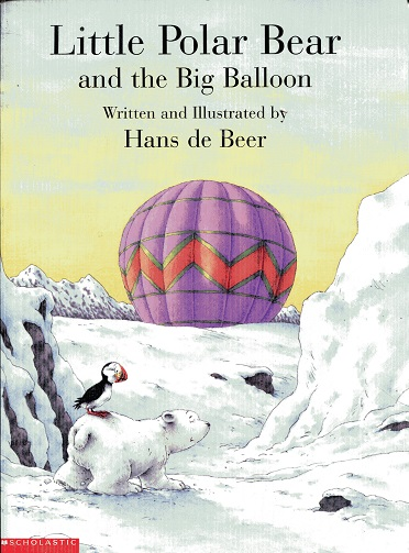 Image for Little Polar Bear and the Big Balloon (Little Polar Bear)