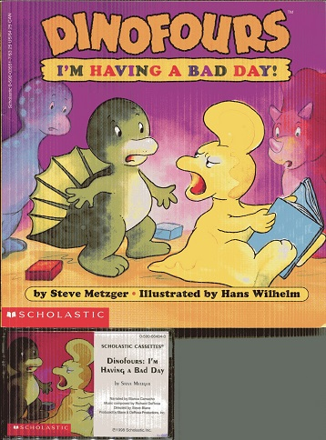 Image for I'm Having a Bad Day! (Dinofours)