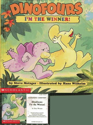 Image for I'm the Winner! (Dinofours)