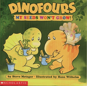 Image for Dinofours: My Seeds Won't Grow!
