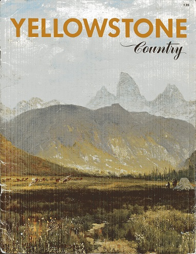Image for Yellowstone Country