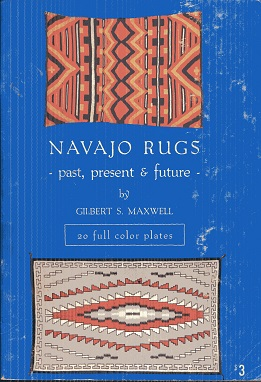 Image for Navajo Rugs past, present and future