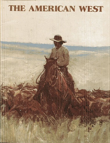 Image for The American West November/December 1977 Vol XIV No 6