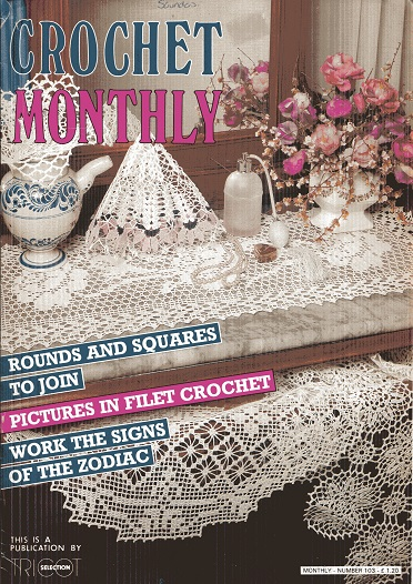Image for Crochet Monthly Number 103