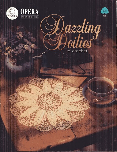 Image for Dazzling Doilies to Crochet