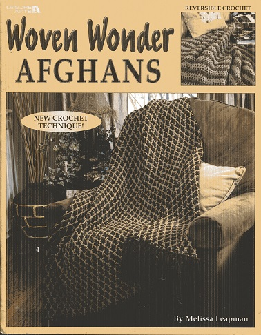 Image for Woven Wonder Afghans