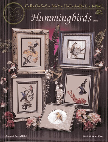 Image for Hummingbirds CSB-82