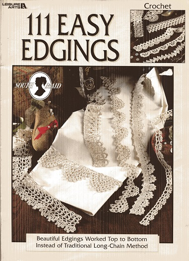 Image for 111 Easy Edgings
