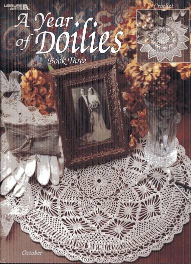 Image for A Year of Doilies Book Three #3175