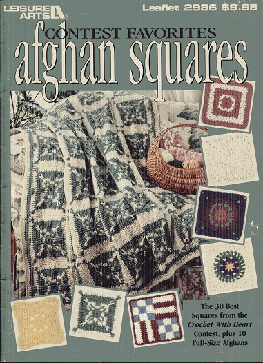 Image for Afghan Squares #2986