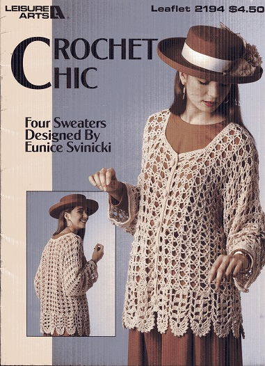 Image for Crochet Chic #2194