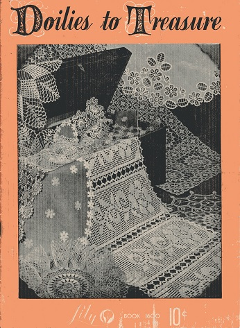 Image for Doilies to Treasure #1600