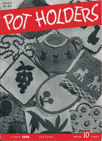 Image for Pot Holders #222