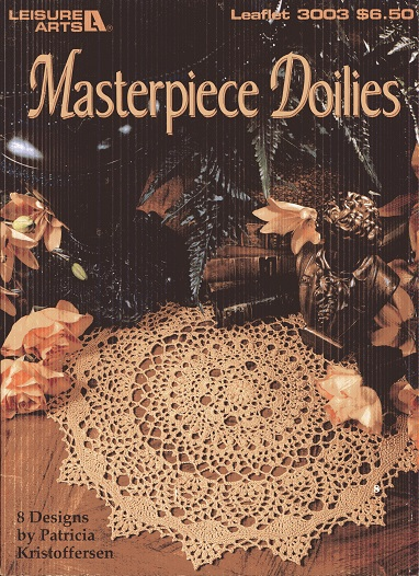 Image for Masterpiece Doilies #3003