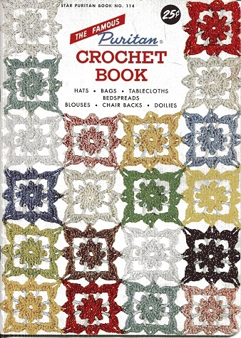 Image for The Famous Puritan Crochet Book #114