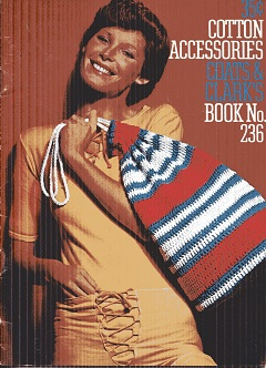 Image for Cotton Accessories Book No. 236