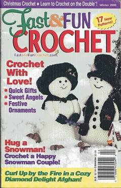 Image for Fast & Fun Crochet Winter 2000
