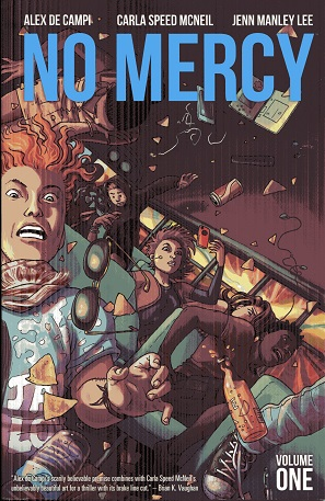Image for No Mercy Volume 1 (No Mercy Tp)