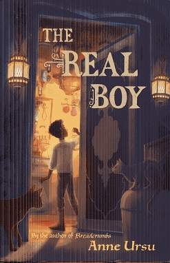 Image for The Real Boy