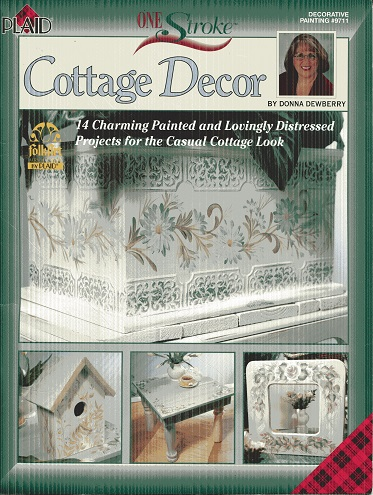 Image for Cottage Decor (One Stroke, Decorative Painting # 9711)