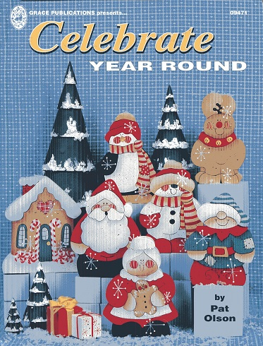 Image for Celebrate Year Round Book No. 19471