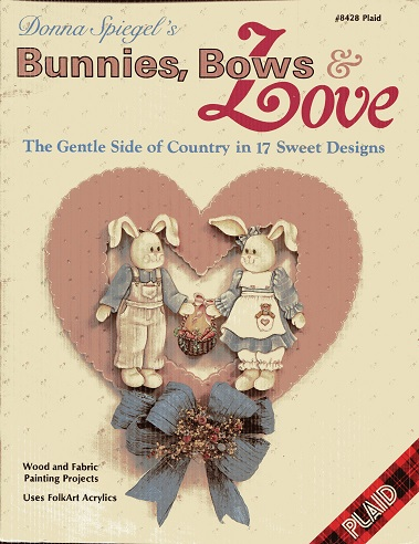 Image for Bunnie's, Bows and Love Book No. 8428