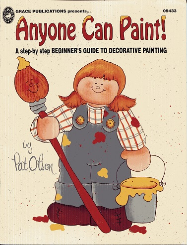 Image for Anyone Can Paint! Book No. 09433