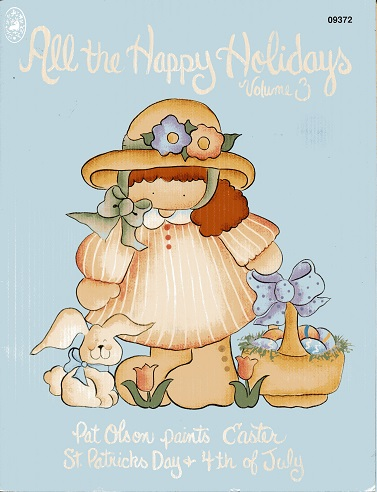 Image for All the Happy Holidays Volume 3 Book No. 09372