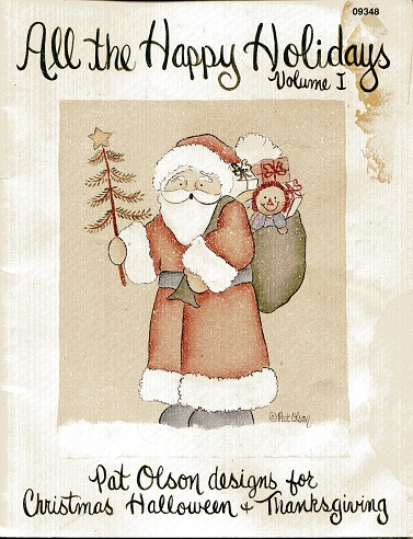 Image for All the Happy Holidays Volume I Book No. 09348