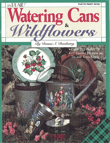 Image for Watering Cans & Wildflowers #9183