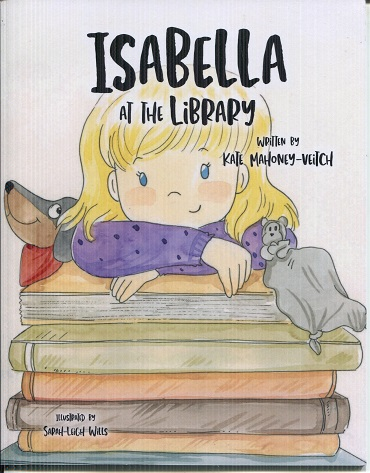 Image for Isabella at the Library