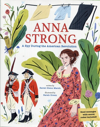 Image for Anna Strong: A Spy During the American Revolution
