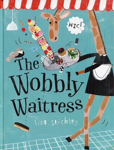 Image for The Wobbly Waitress