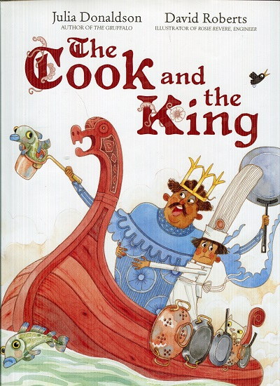 Image for The Cook and the King