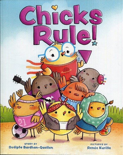 Image for Chicks Rule!