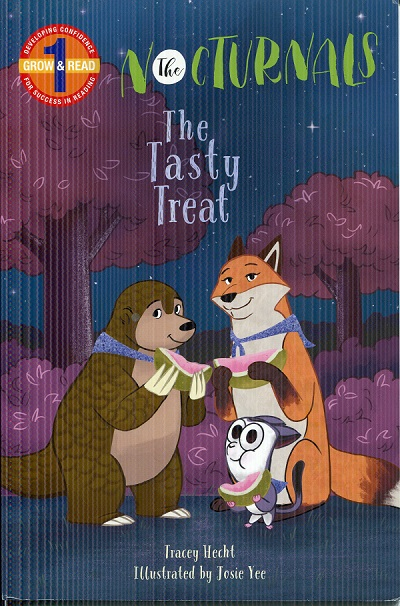 Image for The Tasty Treat: The Nocturnals (Grow & Read Early Reader, Level 1)