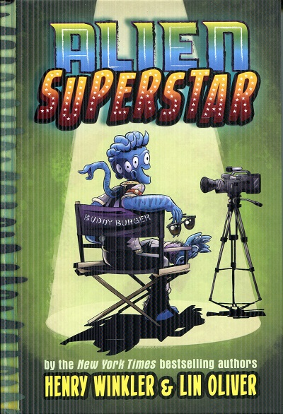 Image for Alien Superstar (Book #1)